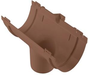 воронка коричневая